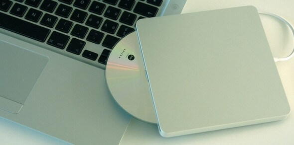 Laufwerke - Optisches Laufwerk am Macbook Air