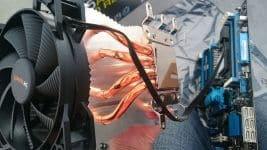 CPU-Kühler montieren