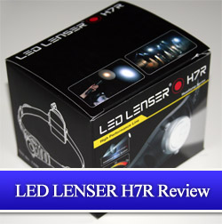 LED LENSER H7R Review