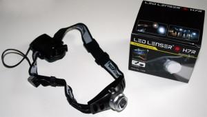 LED Lenser mit Verpackung