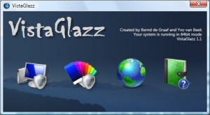 VistaGlazz Screenshot