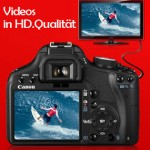 Videos mit Canon 500D