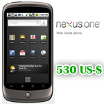 Nexus One Handy