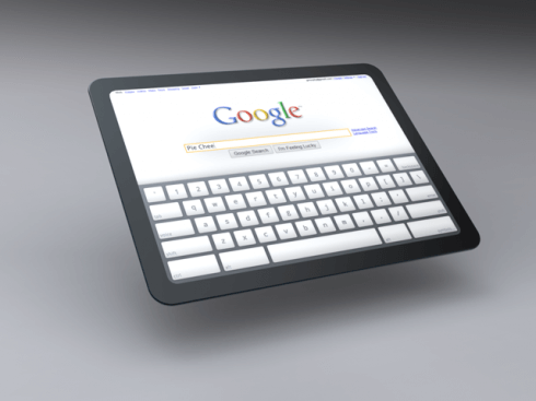 Google Tablet PC