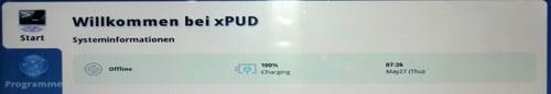 Willkommen bei xPUD
