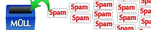 Bild: Wegwerfadressen gegen Spam