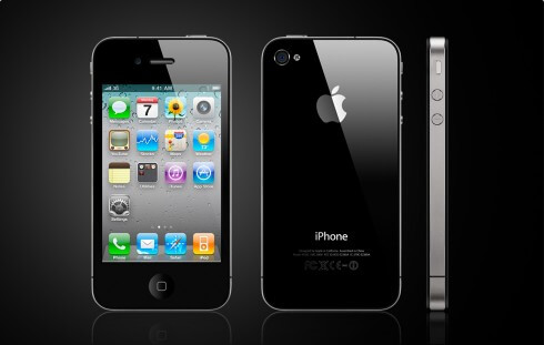 iPhone4 schwarz
