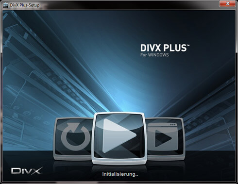 DiVX Plus Web Player Installation in wenigen Minuten
