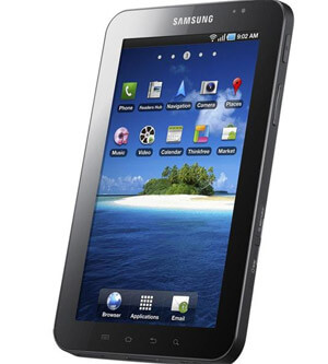 Samsung Galaxy Tab bei Hoh