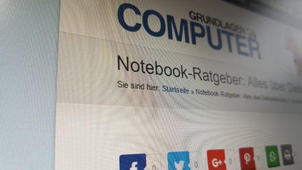 Mattes oder glänzendes Display für Notebook - Was ist besser?