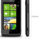 HTC Trophy Windows 7