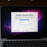 Drahtlos-Netzwerk am Macbook einrichten