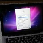 MAC OS X Standard-Sprache wählen