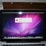 Mac OS X Erste Softwareaktualisierung machen