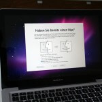 Time-Machine Backup am Macbook