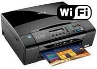 Wifi-Drucker WLAN - ohne Kabel drucken