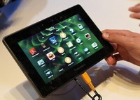 Blackberry Playbook Tablet von RIM