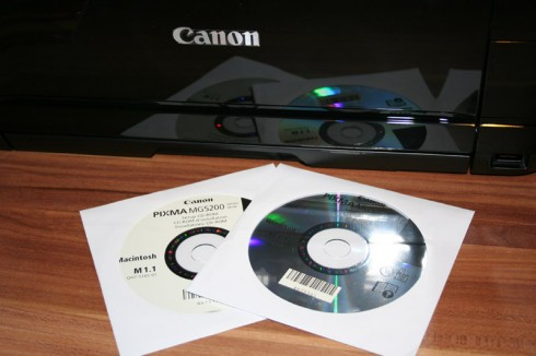 Canon MG5250 MAC OSX und Windows-Installation