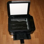 Canon MG5250 Scanner