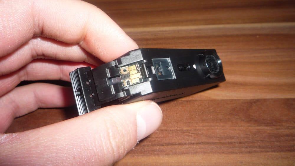 Druckerpatronen chip