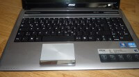 MSI A6400-i507 Touchpad