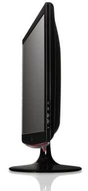 Seitenansicht vom LG W2361V Monitor