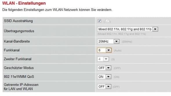 Funkkanal wechseln bei Macbook WLAN Problem