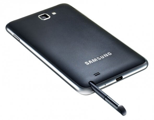 Stift-Bedienung Galaxy Note