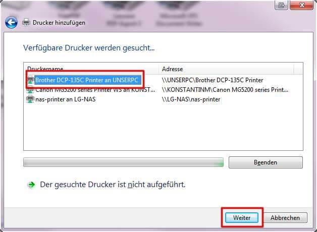 Netzwerkdrucker Einrichten Windows 10