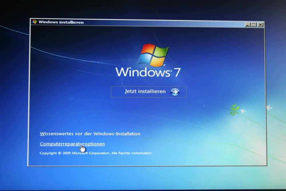computer im netzwerk nicht sichtbar
