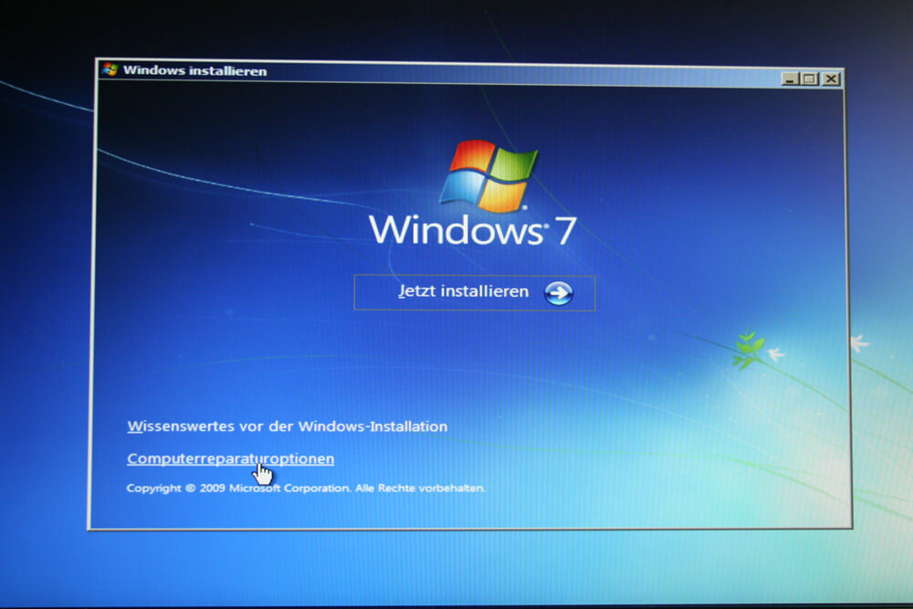 windows live konto passwort vergessen
