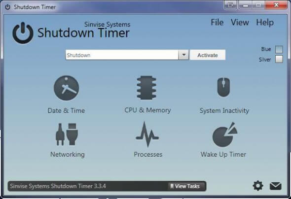 Shutdown-Timer Freeware