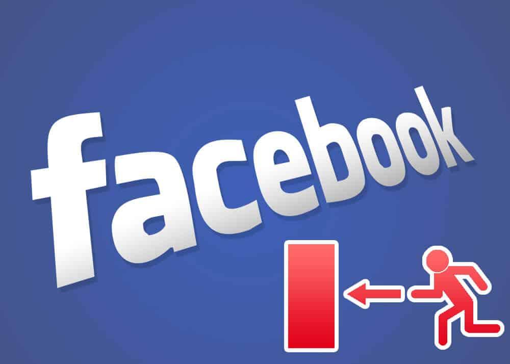Facebook Verlassen