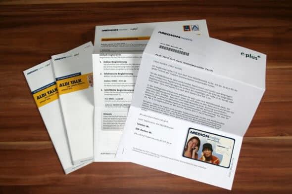 medionmobile de registrierung