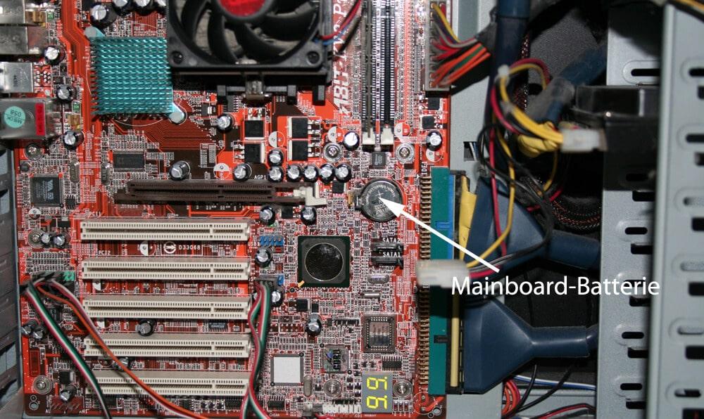 wieviel gigabyte hat mein computer