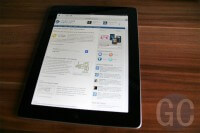 iPad 4 Safari-Browser