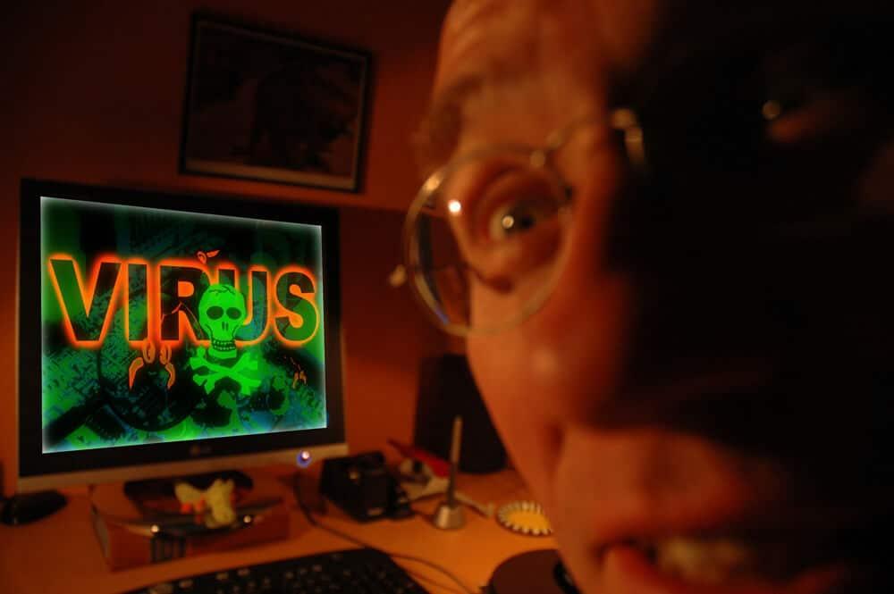 computer nach viren durchsuchen