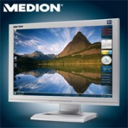"Aldi: MEDION 22"" Widescreen LCD-TFT Monitor für 169 EUR ab 27.11.2008 im Test"