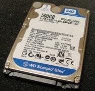 Gute 2,5-Zoll-Festplatte für das Notebook kaufen – Worauf achten?