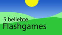 5 beliebte Flashgames für zwischendurch