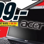 Media Markt: Acer 7738G-654G50MN Notebook für 699 Euro mit LED Backlight