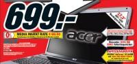 Media Markt: Acer 7738G-654G50MN Notebook für 699 Euro mit LED Backlight