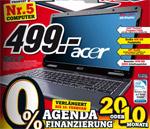 Media Markt: Acer Aspire 5732ZG-444G40MN für 499 Euro im Prospekt Nr.5