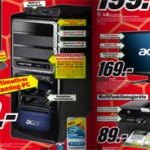 Media Markt: Acer Aspire M7811 Gaming-PC für 1499 Euro