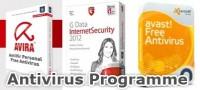 Antivirus Programme für Windows in der Übersicht