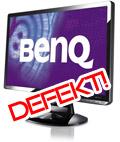 BenQ G2222HDL defekt – dunkler Bereich