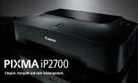 Canon Pixma iP2700 Drucker gewinnen bei net-developers.de
