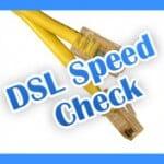 Internetgeschwindigkeit online messen mit DSL Speed Check
