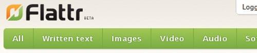 Flattr integrieren im Blog mit einem Plugin