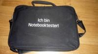 Ich-bin-ein-Notebooktester-Tasche